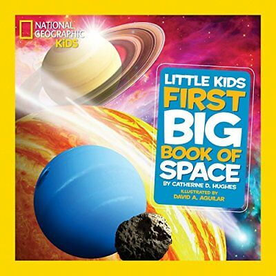 Little Kids First Big Book of Space First Big Book