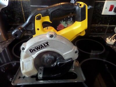 DEWALT DCS373 XR 18V Li-ion Cordless Metal Cutting Circular Saw (Bare Unit Only)