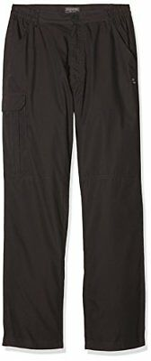 Craghoppers UV Protection C65 Mens Outdoor Outdoor Trouser available in Black P