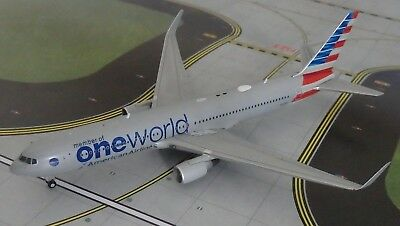American Airlines B767  Diecast Model Aircraft 1/400 Scale Gemini Jets