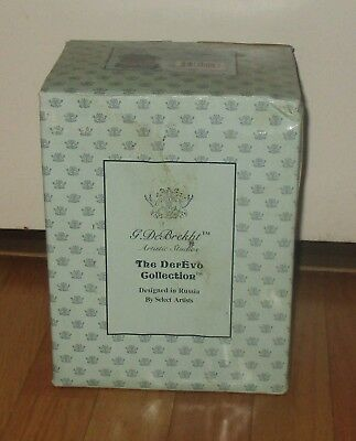 NWD 2002 G.Debrekht THE DEREVO COLLECTION   CELEBRATION  MERCHANT & BOX &PAPERS