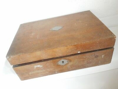 Old Box for Renovation Restoration Stationery Writing Slope see others similar
