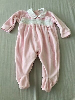 Excellent Condition Baby Girl Baby Grow By Dr Kid Age Newborn