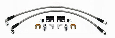 "WILWOOD 220-11790 22""-3 BRAKE LINE KIT for 2001-Up Honda Fit #6391"