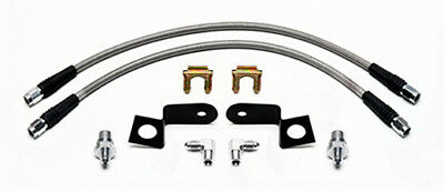 "WILWOOD 220-11772 16""-3 BRAKE LINE KIT for 2005-10 Challenger Rear #6399"