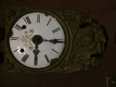 french country grandfather clock