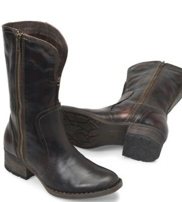 "Brand New In Box!! 7.5 Born ""Mosse"" Boots. Thid Style Is Extremely Popular!"