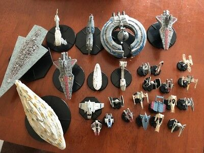 Star Wars Miniatures Starship