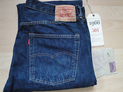 Levi's Vintage Clothing 501 Jeans 1966 in W36 L32