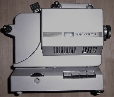 NORIS RECORD L / Super 8 mm / Filmprojektor