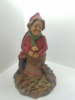 VTG Tom Clark NOEL 1984 Gnome Statue Collectible Cairn Christmas Holiday
