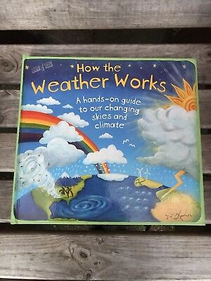 How the Weather Works by Christiane Dorion Hardback Book Excellent