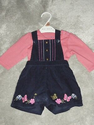 Baby Girl Nutmeg Outfit Size 0-3 months BNWT