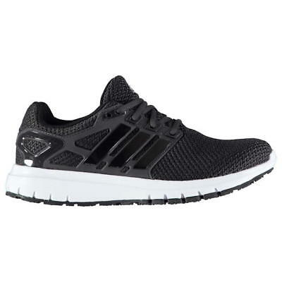 Adidas Energy Cloud   Mens Brand New Black Trainers-Size 8.5