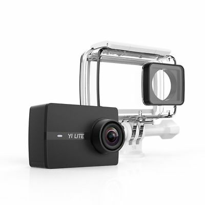 YI Lite Action Camera 4K 16MP Sports Cam with Sony Sensor EIS Built-in Wi-Fi K16