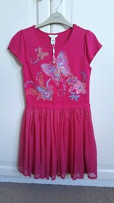 Monsoon Girls Party Dress 9 10 Years BNWT