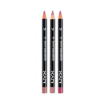❎ MUST GO❎  NYX LipLiners Set Of 3 Shades Nude beige & Ever & Nude Pink💋