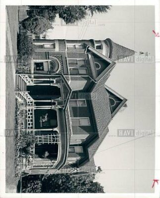 1980 Photo QUEEN ANNE ARCHITECTURE MARSHALL HISTORICAL