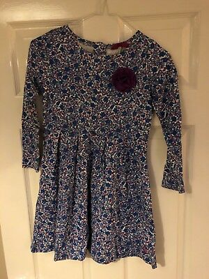 Pretty Joules Girls Party Dress . Size 7-8 Years