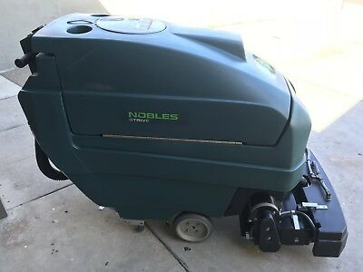 Nobles Strive Carpet Extractor ReadySpace