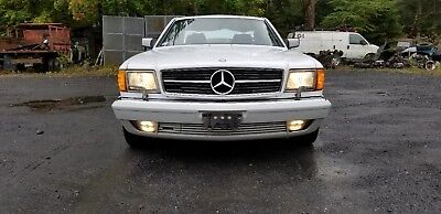 1989 Mercedes-Benz 500-Series 560 SEC Coupe Highly collectible model