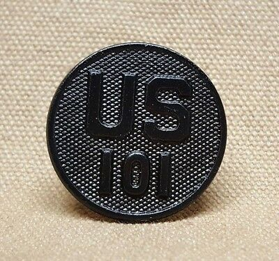 WWI US 101st Regiment Collar Disk, 26th(Yankee) Division