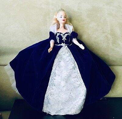 2000 Millennium Princess Special Holiday Edition Barbie Doll