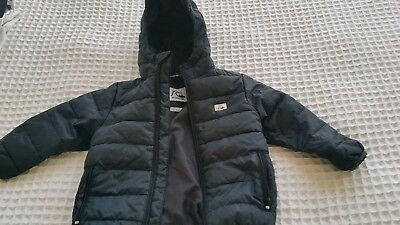 Quicksilver jacket - kids size 2 - like new