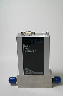 Aera FC-PA7810c Dimensions Flow Controller, Flow Meter, Gas, New, PH3/H2, N2