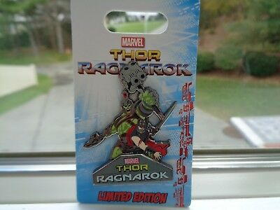 Disney Marvel Pin - Thor: Ragnarok - Thor and Hulk - Limited Edition