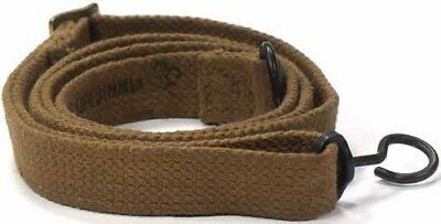 BRITISH STEN Canvas Carry Strap Sling Web WWII