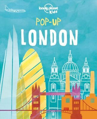 NEW Pop-Up London By Lonely Planet Kids Hardcover Free Shipping