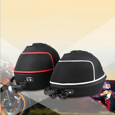 Helmet Bag Motorcycle Backpack Handbag Luggage Carrier Case Knight For Motorbike