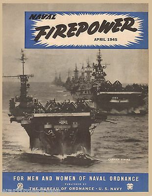 5 New Postcards - US Naval Firepower Force of Carriers & Battleships in Pacific