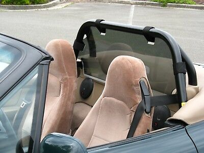 #1 Ranked Windblox BMW Z3 Hard Dog Windscreen Wind Deflector Windblocker