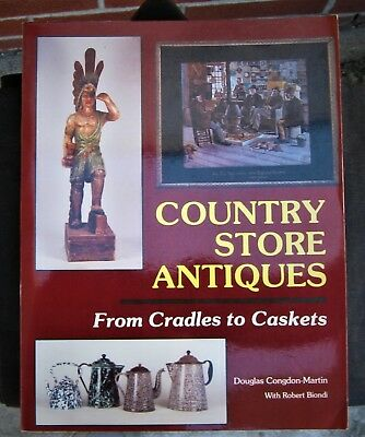 Antique Country Store Displays, Tins, Etc -Country Store Antiques -Excellent