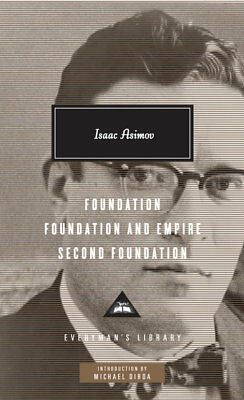 Foundation, Foundation and Empire, Second Foundation by Isaac Asimov (Hardcover)