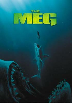 The Meg (2018), DVD