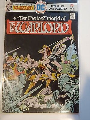 Warlord #1 DC Comics 1976 Mike Grell!