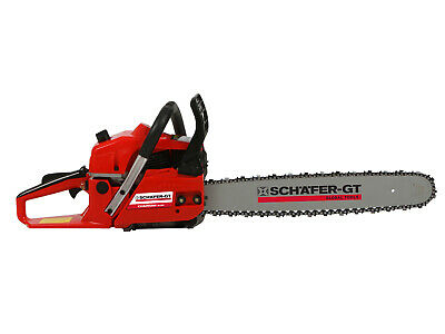 New Petrol Chainsaw Bar Tree Log Pruning Chain Saw Arborist Garden 62cc 20 inch