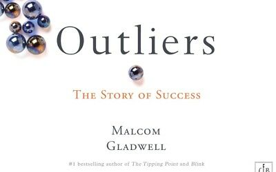 Outliers The Story Of Success By Malcolm Gladwell 2008 Hardcover