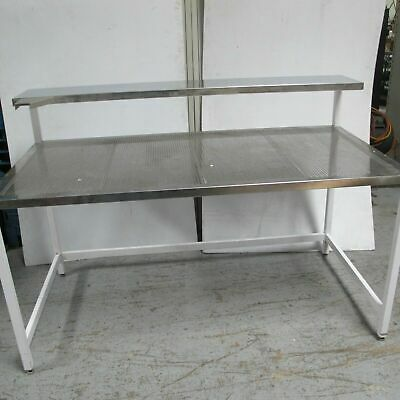 "Stainless Steel Lab Table Clean Room Bench 72"" x 36"""