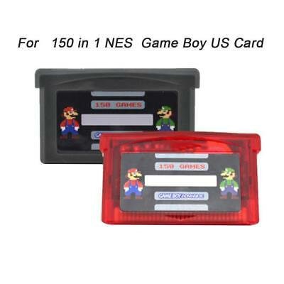 Game Card Box for Game Boy Advance SP with Protective Case Video Game