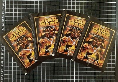 Star Wars Revenge Of The Sith Merlin Stickers