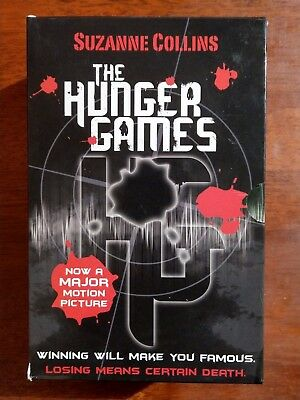 The Hunger Games Trilogy By Suzanne Collins (Paperback, 2010)