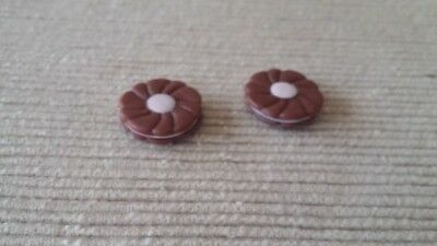 """18"""" doll bakery food cookie sandwiches for American Girl Our Generation"""
