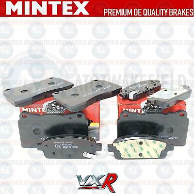 For Vauxhall Astra J Vxr Gtc Front Rear Premium Quality Mintex Brake Pads Fr Rr