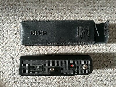 Ricoh XR Winder II 2 - In original leather sleeve, good condition