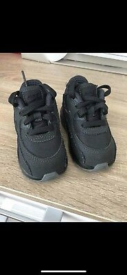 baby nike air max trainers Size 3.5