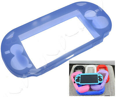 Silicone Protective Skin Case Cover for Sony PlayStation PS Vita PSV PCH 1000